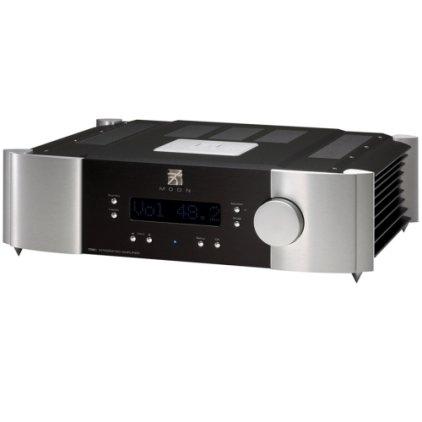 Стереоусилитель Sim Audio MOON 700i black (синий дисплей)