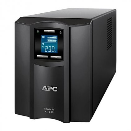 APC Smart-UPS SMC1000I 1000VA black