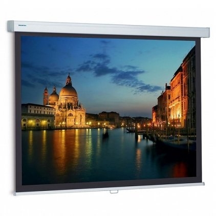 "Экран Projecta ProScreen 139х240см (104"") Matte White настенный рулонный 16:9 (10200023)"