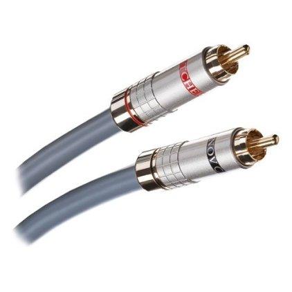 Кабель межблочный аудио Tchernov Cable Special XS MkII IC RCA 5.00m