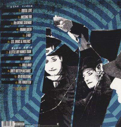 Виниловая пластинка Green Day TRE!