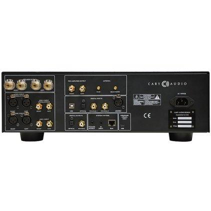 Стереоусилитель Cary Audio SI-300.2d silver