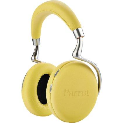 Наушники Parrot ZIK 2.0 желтый