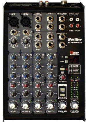 Караоке-микшер MadBoy BLENDER-422