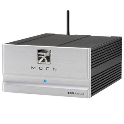 Сетевой аудио проигрыватель Sim Audio MOON 180 MiND silver