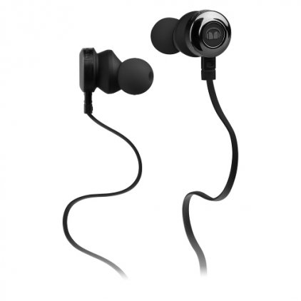 Наушники Monster Clarity HD High Definition In-Ear Headphones Black (128665-00)
