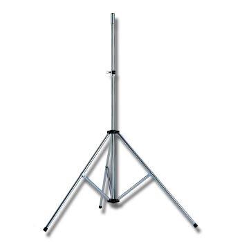 Стойка EuroMet BS/51-T Стойка для громкоговорителей до 40кг, с треногой, сталь с гальваническим покрытием. h:1540-2530mm