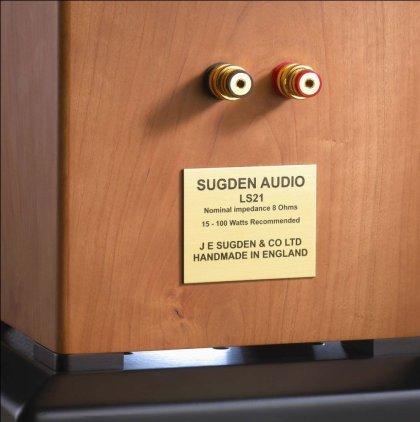Напольная акустика Sugden LS21