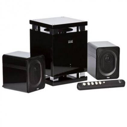 Elac Micromagic 2.1 high gloss black