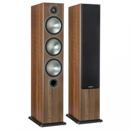 Комплект Monitor Audio Bronze set 5.1 walnut (6+1+Centre+W10)