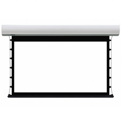 "Экран Lumien Cinema Tensioned Control 168x257 см (раб.область 132х235 см) (106"") Matte White Sound (белый корпус)"