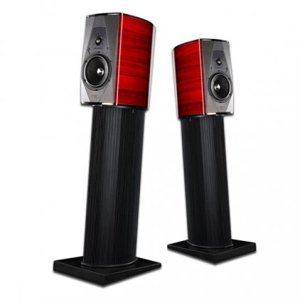 Полочная акустика Sonus Faber Guarneri evolution red