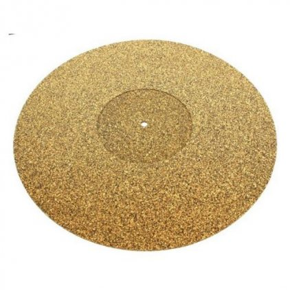 Мат для диска проигрывателя Tonar Cork Rubber