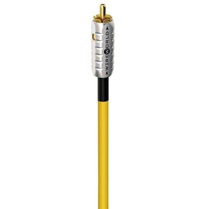 Кабель межблочный аудио Wire World Chroma 75-ohm Digital Audio Cable 1.0 m
