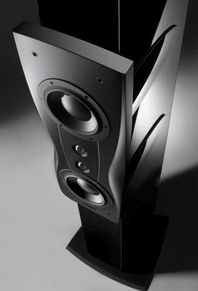Напольная акустика Dynaudio Confidence C2 Platinum black laquer