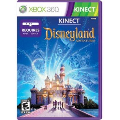 Игра для Xbox360 Kinect Disneyland