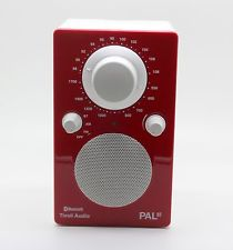 Радиоприемник Tivoli Audio PAL BT glossy red/white