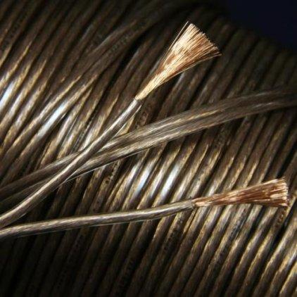 Акустический кабель Supra SKY II 1.6 Transparent м/кат (катушка 200м)