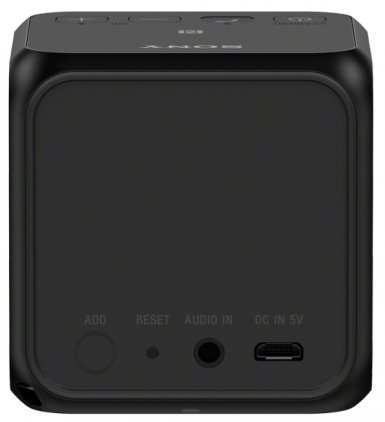 Портативная акустика Sony SRS-X11 red
