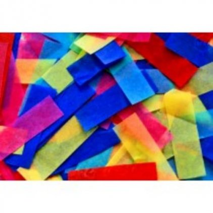 Аксессуар SFAT Confetti RECTANGULAR -10 kg Multicolor