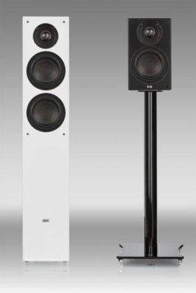 Полочная акустика Elac BS 72 black