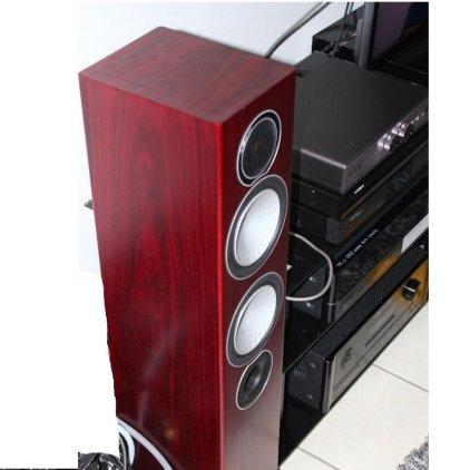 Напольная акустика Monitor Audio Silver 6 rosenut