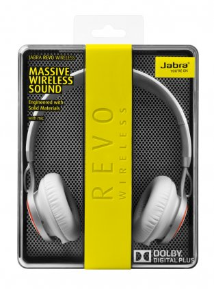 Наушники Jabra Revo Wireless White