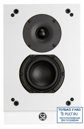 Полочная акустика System Audio SA Talent Satin Black
