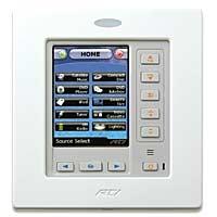 Мультирум RTI RK3-G(Настенная панель управления)