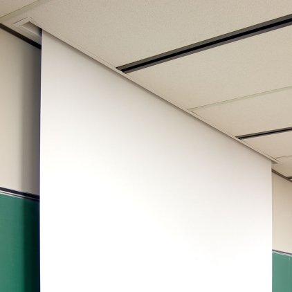 """Экран Draper Targa HDTV (9:16) 302/119"""" 147*264 HCG (XH800E)"""