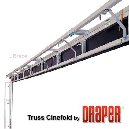 "Экран Draper Truss-Style Cinefold NTSC (3:4) 914/360"" 549*732 XT1000V"