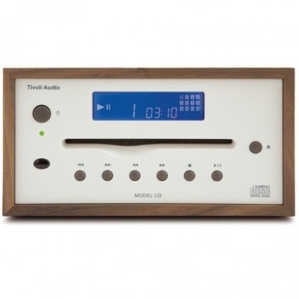 CD-проигрыватель Tivoli Audio Model CD classic walnut/beige (MCDCLAB)