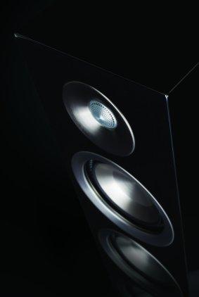 Напольная акустика Paradigm Prestige 85F black walnut