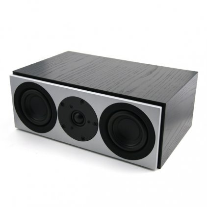 Центральный канал System Audio SA Aura 10 AV Black Ash
