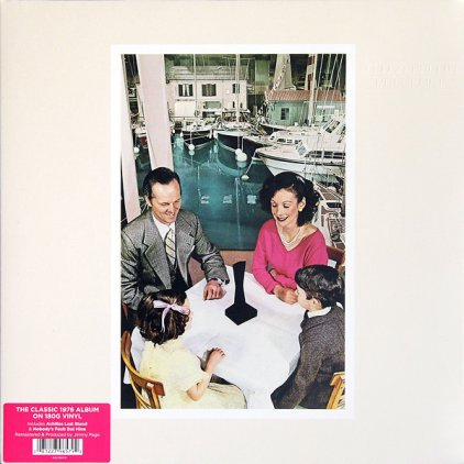 Виниловая пластинка Led Zeppelin PRESENCE (Remastered/180 Gram/Gatefold)