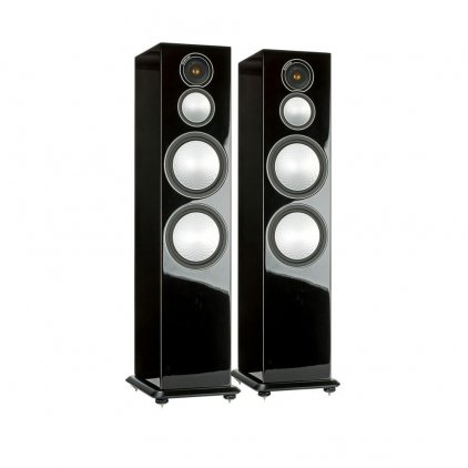 Напольная акустика Monitor Audio Silver 10 high gloss black