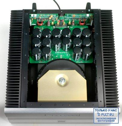 Усилитель звука Bryston 28B-SST 19 black