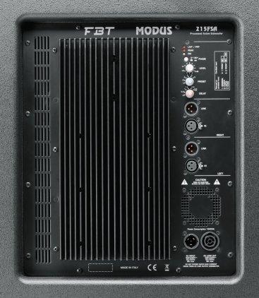 Сабвуфер FBT Modus 215 FSA