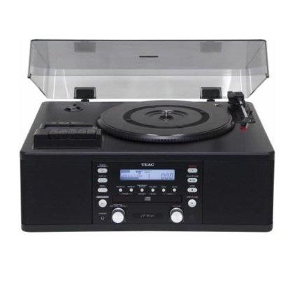 Музыкальный центр Teac LP-R500 black