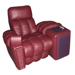 Кресло Home Cinema Hall Elit Корпус кресла ALCANTARA/120