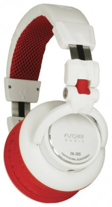 Наушники Fischer Audio FA-005 white