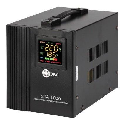 Стабилизатор напряжения ЭРА STA-1000