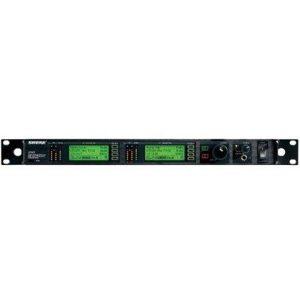 Shure UR4D+ J5E 578 - 638 MHz