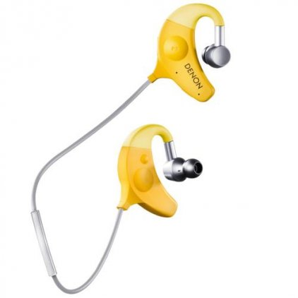 Наушники Denon AH-W150 yellow