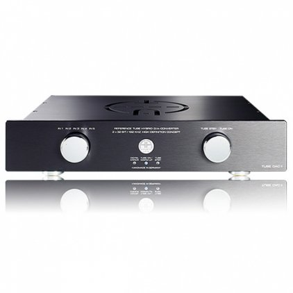 ЦАП Accustic Arts TUBE DAC II MK 2 (192 asynchr) black