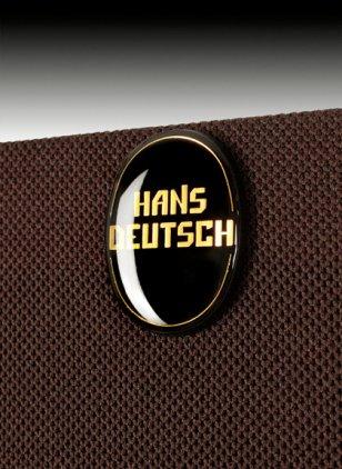Напольная акустика Hans Deutsch HD 311 Retro walnut
