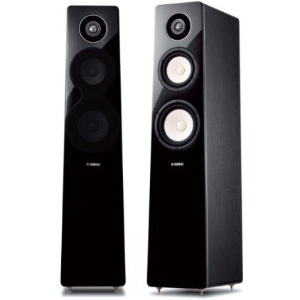 Напольная акустика Yamaha NS-F500 black