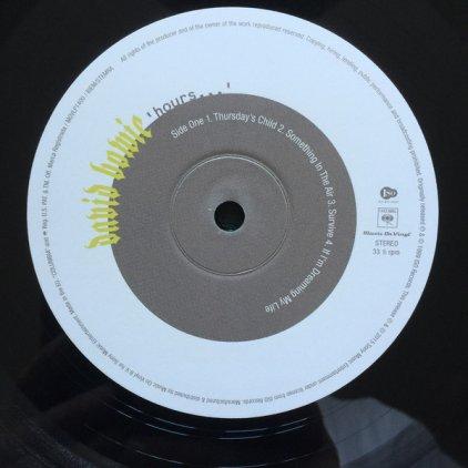 Виниловая пластинка David Bowie HOURS (180 Gram)