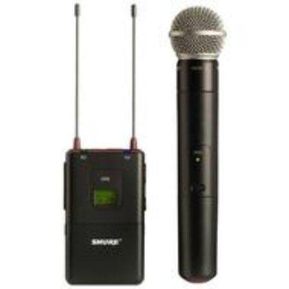 Shure FP25/SM58 L4E 638 - 662 MHz