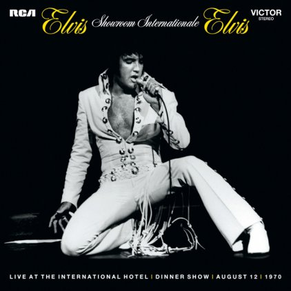 Виниловая пластинка Elvis Presley SHOWROOM INTERNATIONALE (180 Gram/Gatefold)